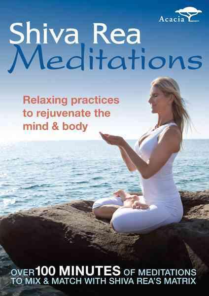 SHIVA REA:MEDITATIONS BY REA,SHIVA (DVD)
